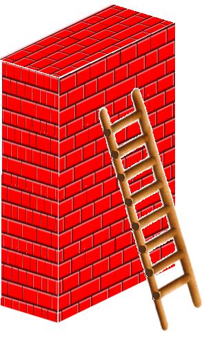 Chelle appuy e contre un mur geogebra miam - Isoler un mur contre le bruit ...